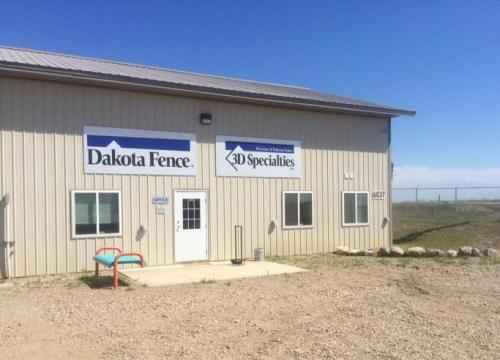 WILLISTON - Dakota Fence