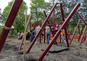 Playground Retrofit